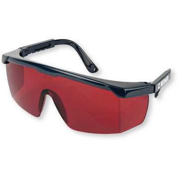 Laser visibility goggles